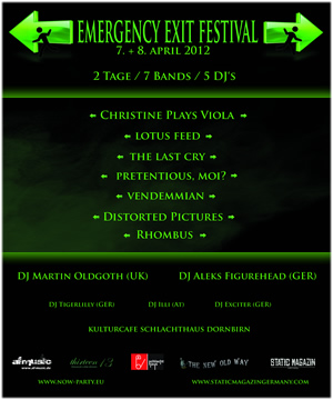 Emergency Exit Festival
