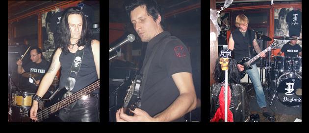 dryland gothic band